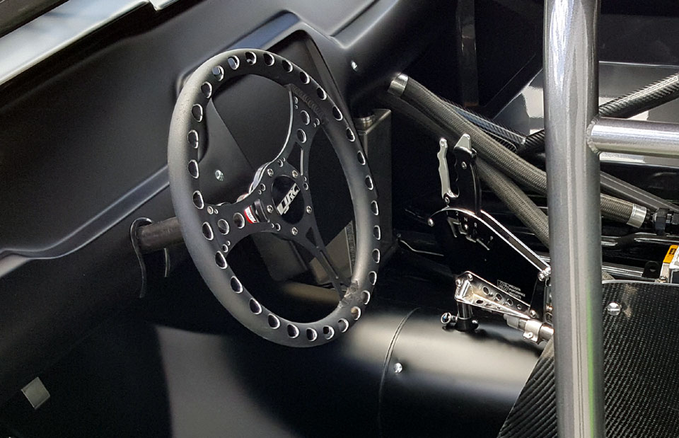Ljrc Ltwt Steering Wheel 5 Bolt Black Ljrc Performance Parts