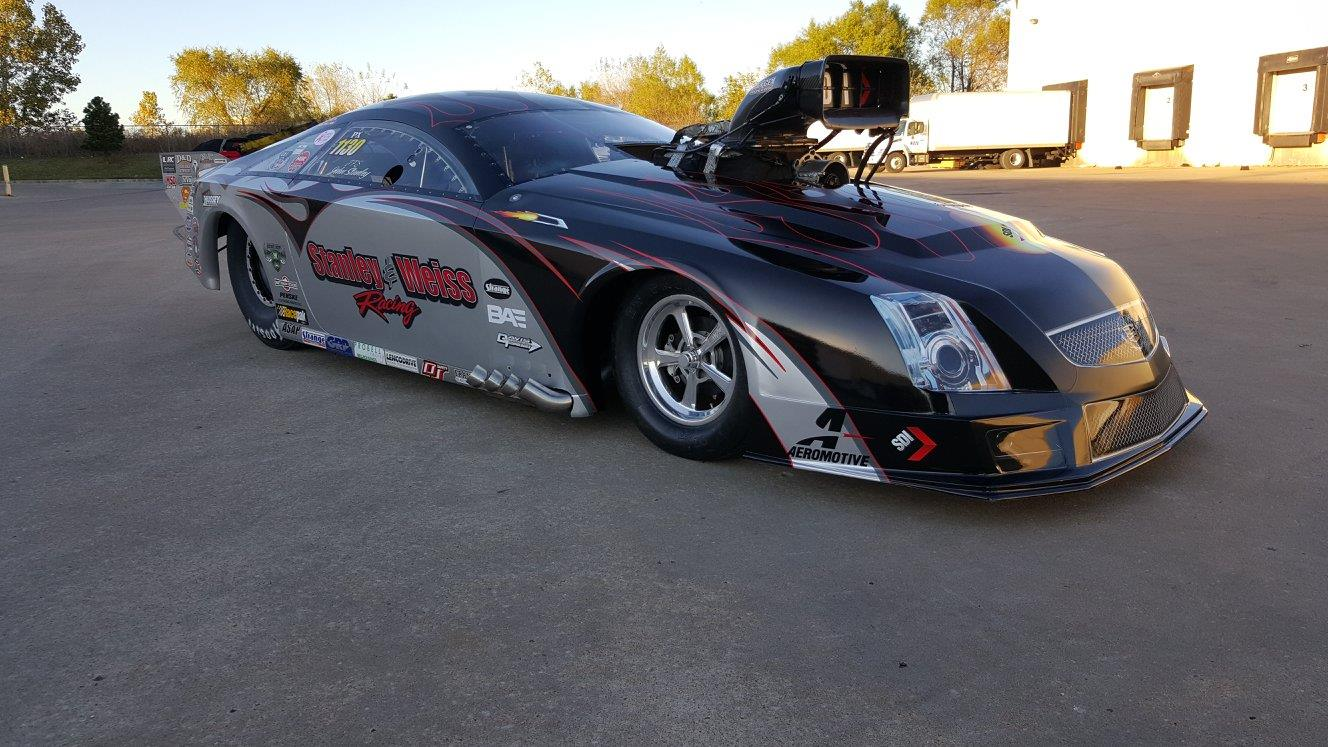 Larry Jeffers Race Cars