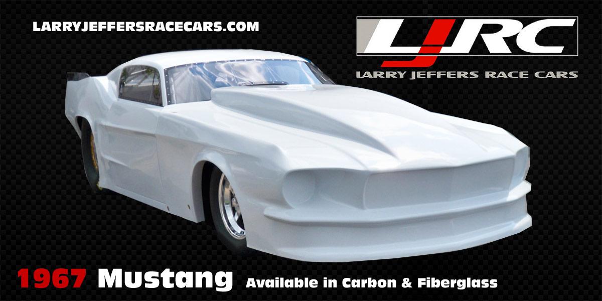 Ljrc 67 Mustang 2 Larry Jeffers Race Cars