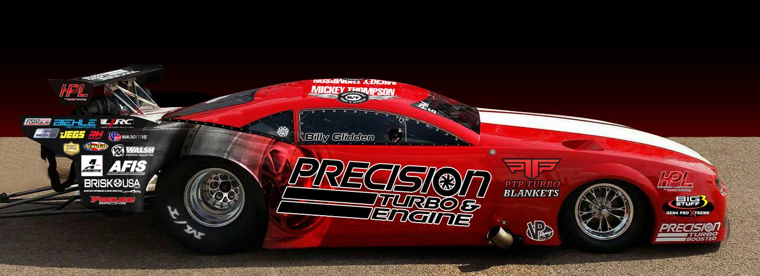 Precision Turbo Amp Engine Pro Mod Camaro Larry Jeffers
