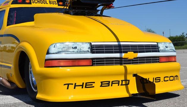 2nd Generation S10 Frontend  | Larry Jeffers Race Cars