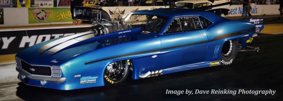 Customers Larry Jeffers Race Cars